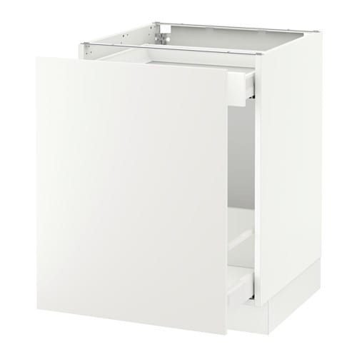Merveilleux SEKTION Base Cabinet With Pull Out Storage