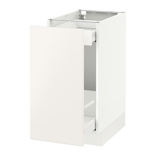 Pull Out Kitchen Shelves Ikea: SEKTION Base Cabinet With Pull-out Storage