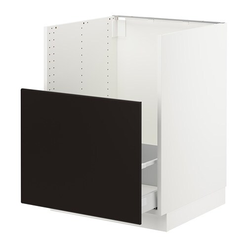 Stupendous Sektion Cabinet F Bredsjon Sink 1 Front White Maximera Kungsbacka Anthracite Best Image Libraries Barepthycampuscom
