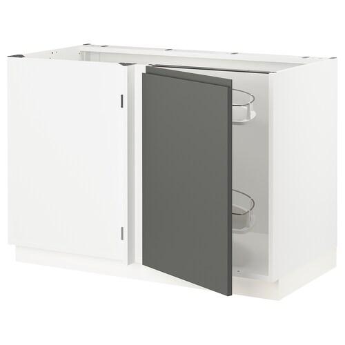 IKEA SEKTION Corner base cabinet/po organizer