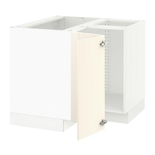 Sektion Corner Base Cabinet For Sink