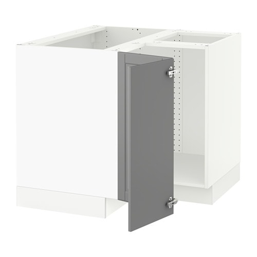 Sektion Corner Base Cabinet For Sink