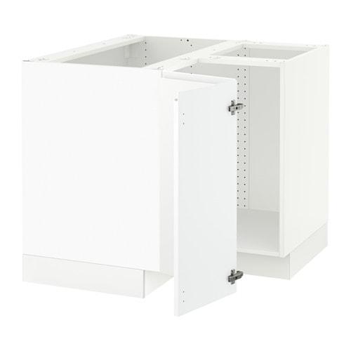 Ikea Corner Sink : SEKTION Corner base cabinet for sink IKEA You can choose to mount the ...