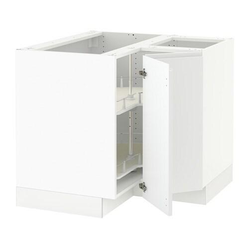 Sektion Corner Base Cabinet With Carousel