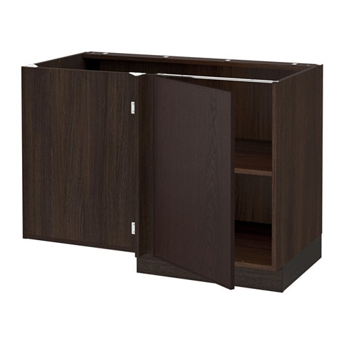 SEKTION Corner Base Cabinet With Shelf