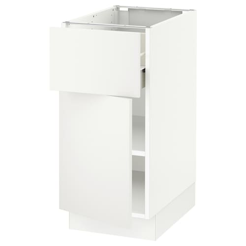 IKEA SEKTION / FÖRVARA Base cabinet with drawer/door
