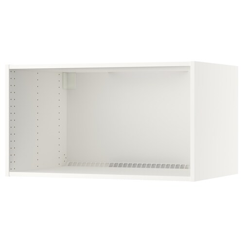"SEKTION wall top cabinet frame white 23 5/8 "" 24 "" 36 "" 24 "" 24 "" 20 "" 3/4 """