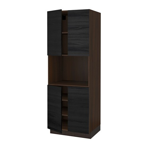 Attractive SEKTION High Cabinet For Microwave U0026 4doors