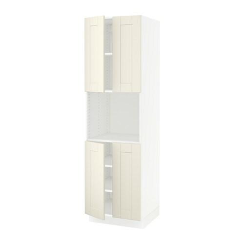 Beautiful SEKTION High Cabinet For Microwave U0026 4doors