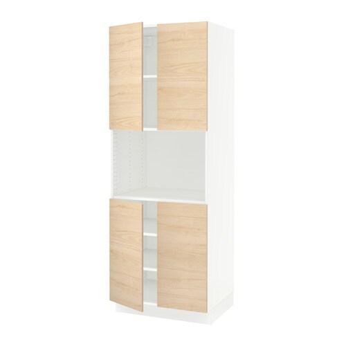 Marvelous SEKTION High Cabinet For Microwave U0026 4doors