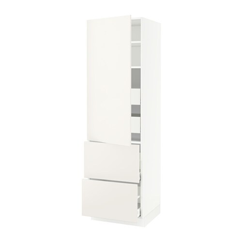 Sektion High Cabinet W Door Amp 4 Drawers Ma Veddinge
