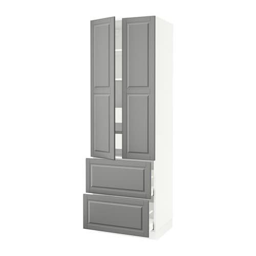 SEKTION High cabinet w/2doors & 4 drawers IKEA