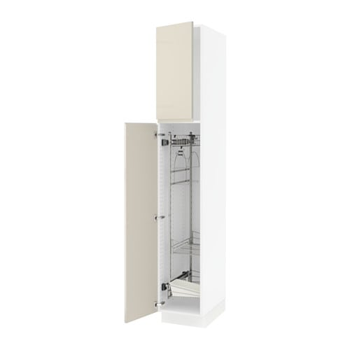 Us Cabinet: SEKTION High Cabinet W/pull-out Organizers