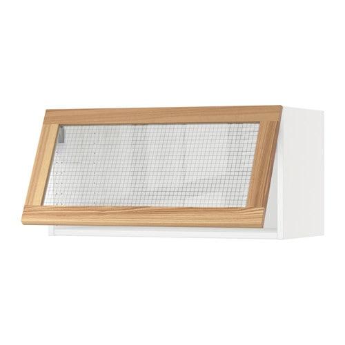 SEKTION Horizontal Wall Cabinet/glass Door
