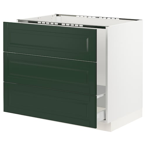 IKEA SEKTION / MAXIMERA Base cabinet f/sink & waste sorting