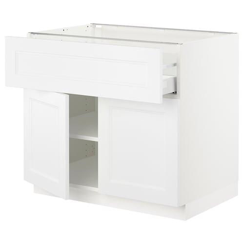 IKEA SEKTION / MAXIMERA Base cabinet with drawer/2 doors