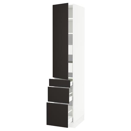 IKEA SEKTION / MAXIMERA High cab w door/3 fronts/5 drawers
