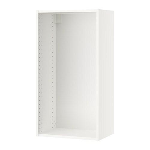 Sektion Wall Cabinet Frame White