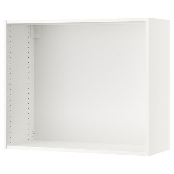"SEKTION Wall cabinet frame, white, 36x14 3/4x30 """