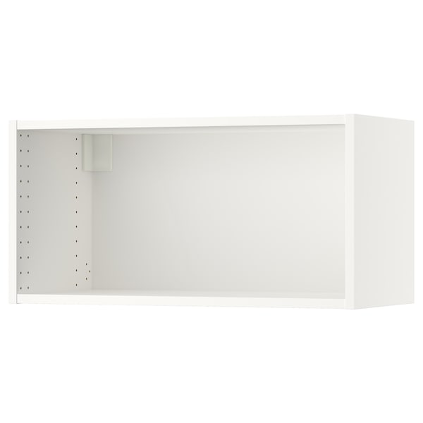 "SEKTION Wall cabinet frame, white, 30x14 3/4x15 """