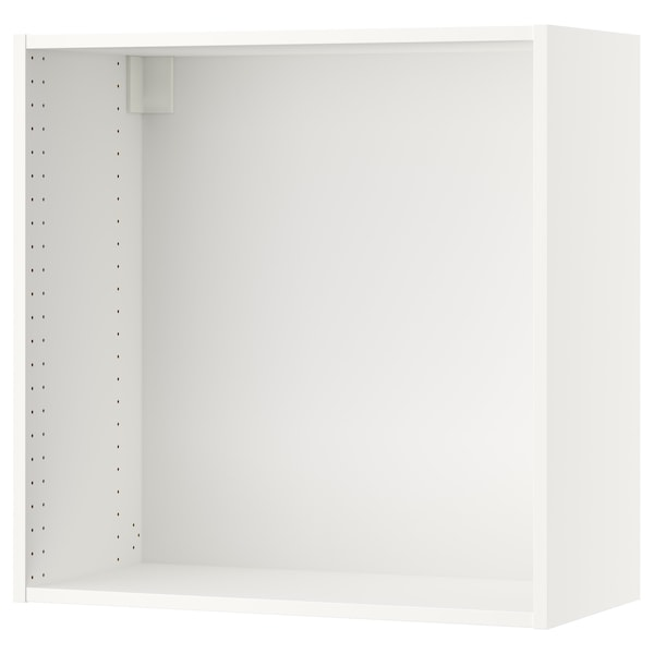 SEKTION Wall cabinet frame, white, 30x14 3/4x30 ""
