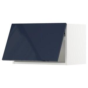 Front: Järsta high gloss black-blue.