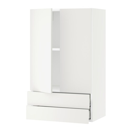 SEKTION Wall Cabinet W/2 Doors+2 Drawers