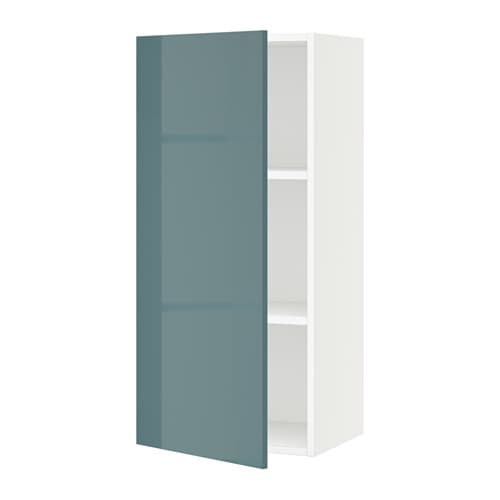 High Gloss Grey Cabinets Ikea: Kallarp High Gloss Gray-turquoise