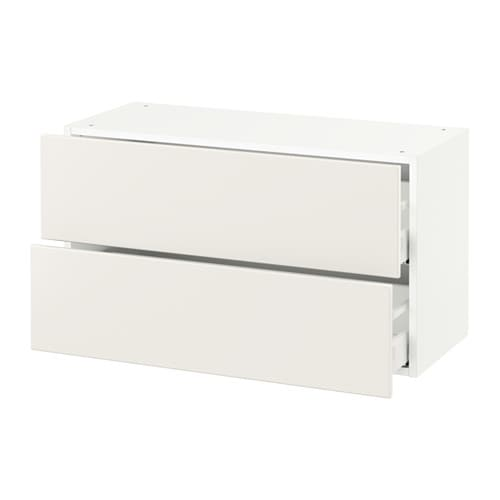 Beau SEKTION Wall Cabinet With 2 Drawers