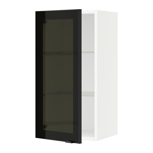 Wonderful SEKTION Wall Cabinet With Glass Door