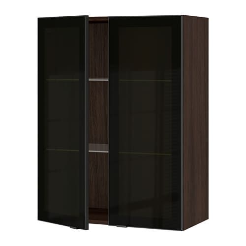 glass door cabinet ikea kitchen. Black Bedroom Furniture Sets. Home Design Ideas