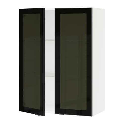 Glass kitchen cabinet doors ikea - Ikea cabinet doors on existing cabinets ...