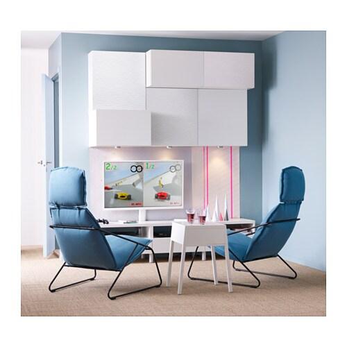 SELJE Nightstand white IKEA