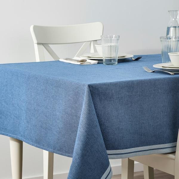 Sevärd Tablecloth Dark Blue Ikea