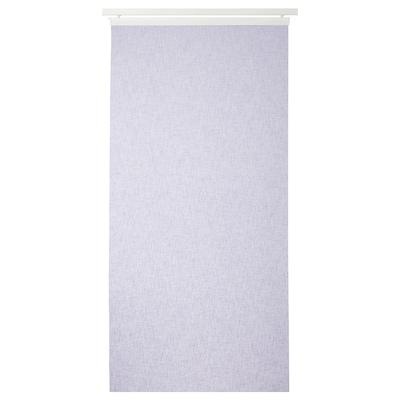 "SIGNILD Panel curtain, lilac, 24x118 """