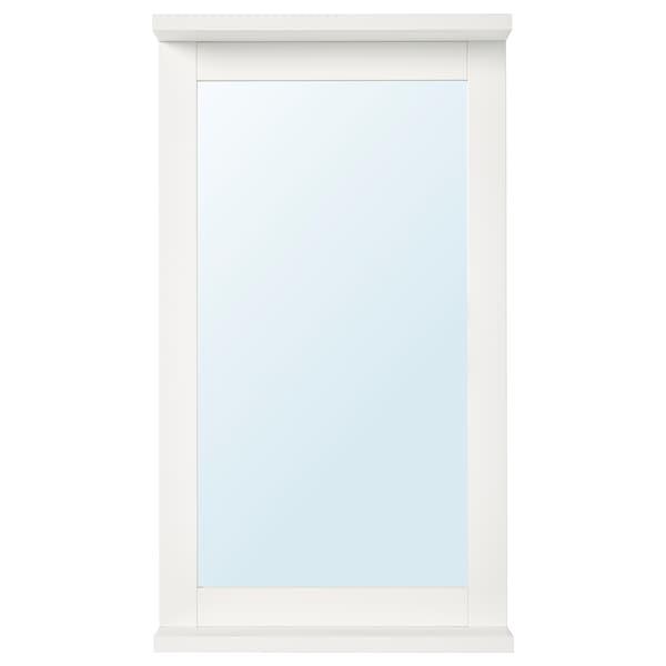 "SILVERÅN mirror with shelf white 14 1/8 "" 25 1/8 """