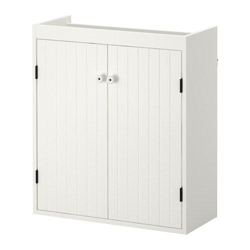 silverÅn sink cabinet with 2 doors ikea