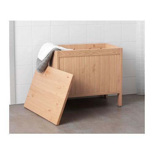 High Quality SILVERÅN Storage Bench IKEA