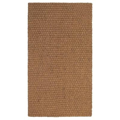 "SINDAL door mat natural 2 ' 7 "" 1 ' 8 "" 0 "" 4.31 sq feet 7 oz/sq ft"