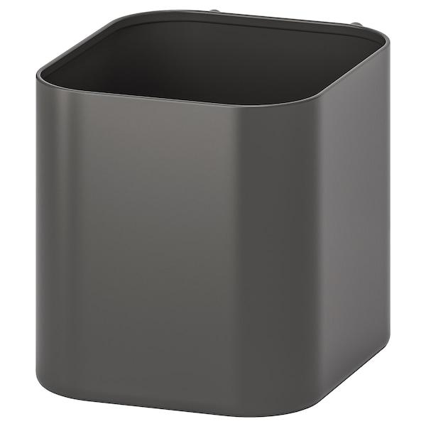 SKÅDIS Container, gray