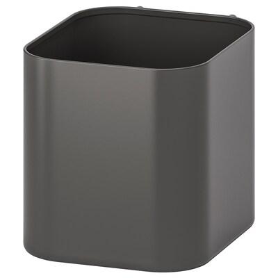 """SKÅDIS container gray 3 """" 3 ½ """" 3 ¼ """""""