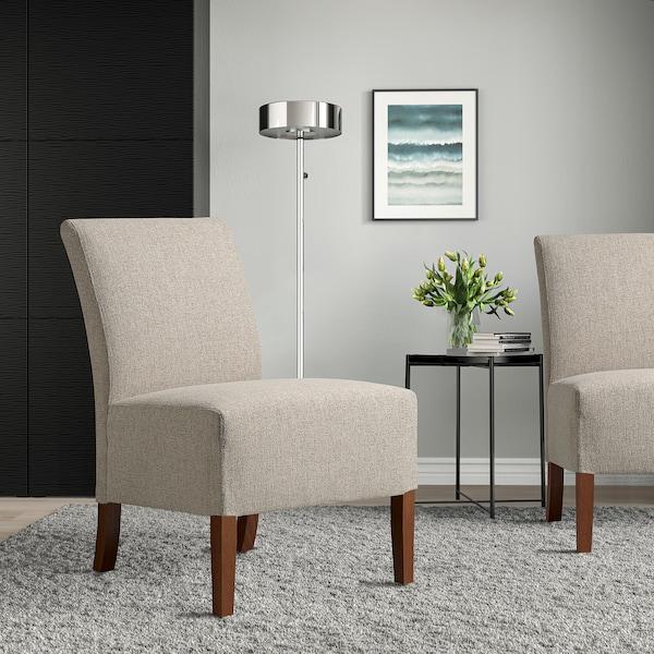 SKÅPAFORS Chair, brown/beige