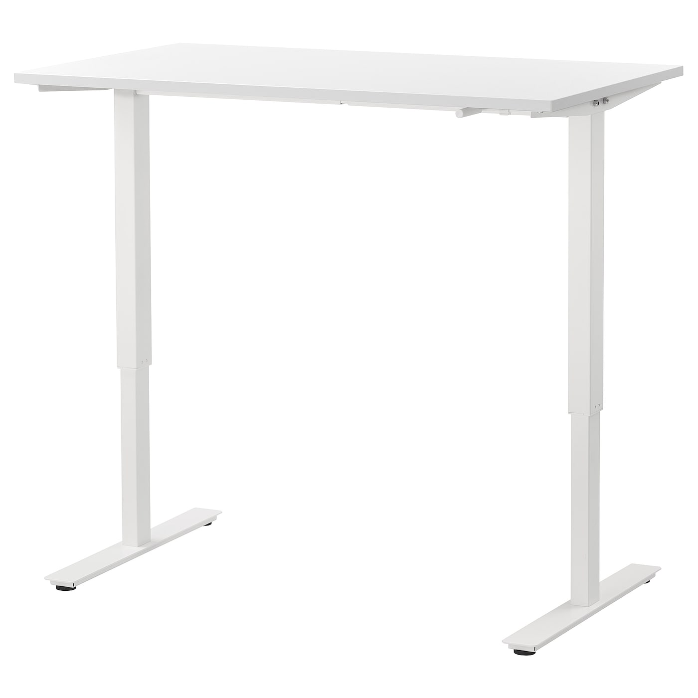 """SKARSTA Desk sit/stand - white 38 38/38x38 38/38 """""""