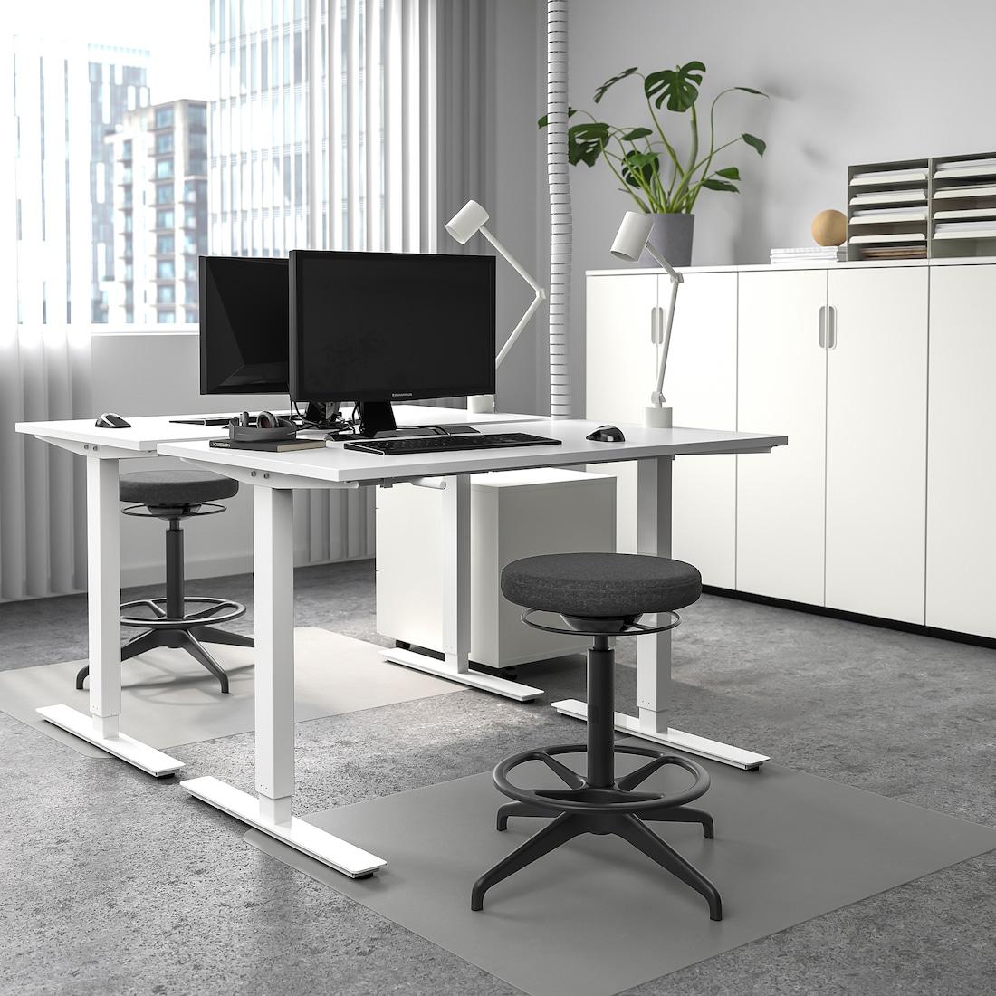 Ikea SKARSTA 升降桌