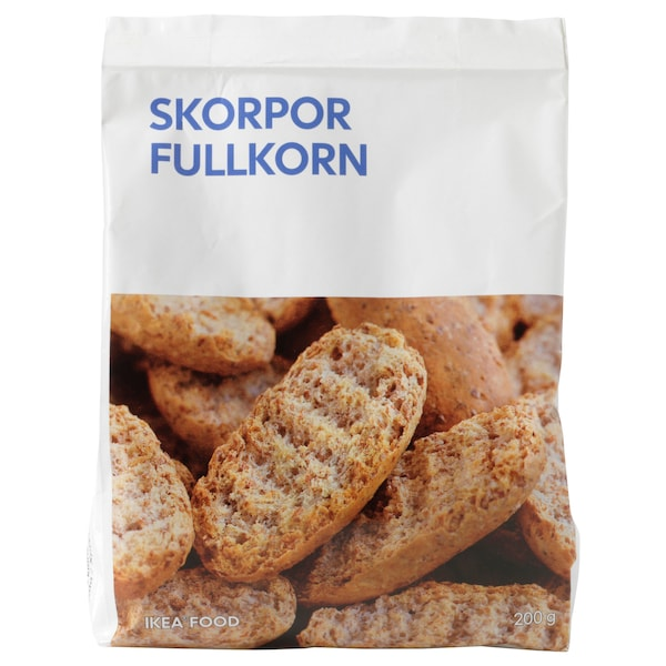 SKORPOR FULLKORN Whole grain crisprolls