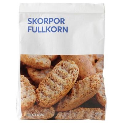 SKORPOR FULLKORN Whole grain crisprolls