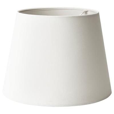 """SKOTTORP Lamp shade, white, 17 """""""