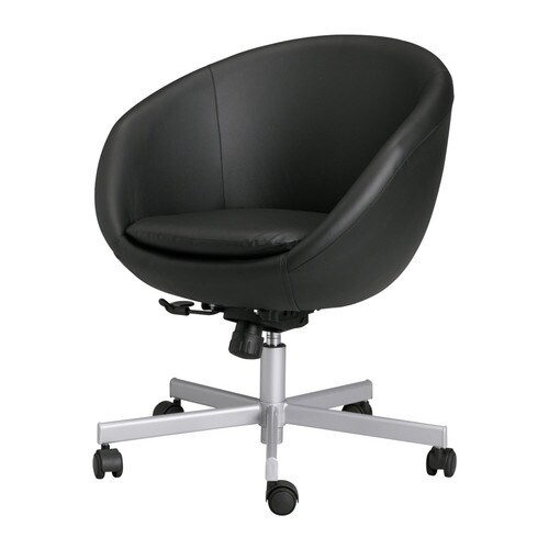 SKRUVSTA Swivel chair IKEA Height adjustable for a comfortable sitting posture.