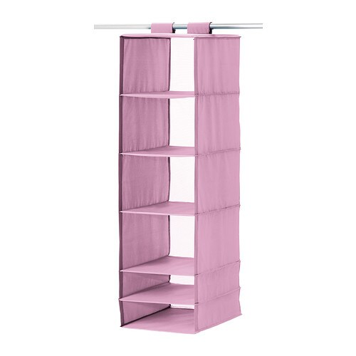 Home / Bedroom / Clothes organizers / Hanging clothes organizers