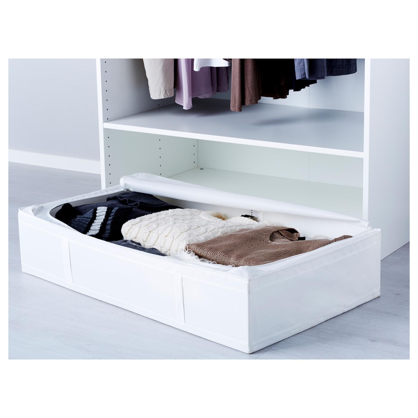 set of 3 black IKEA SKUBB Clothes cover